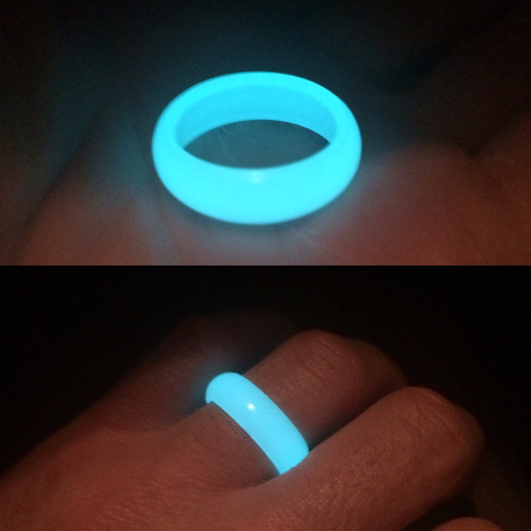 glowring mixed lume this deskgram hash in has ring explore conductor shavings glow a with n tags super rings size